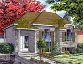 Plan Number 48011 - 1612 Square Feet