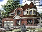 Plan Number 48013 - 2134 Square Feet
