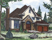 Plan Number 48031 - 2155 Square Feet
