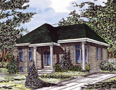 House Plan 48036