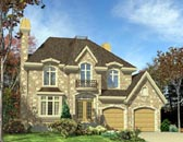 Plan Number 48055 - 2459 Square Feet