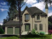 Plan Number 48097 - 2437 Square Feet