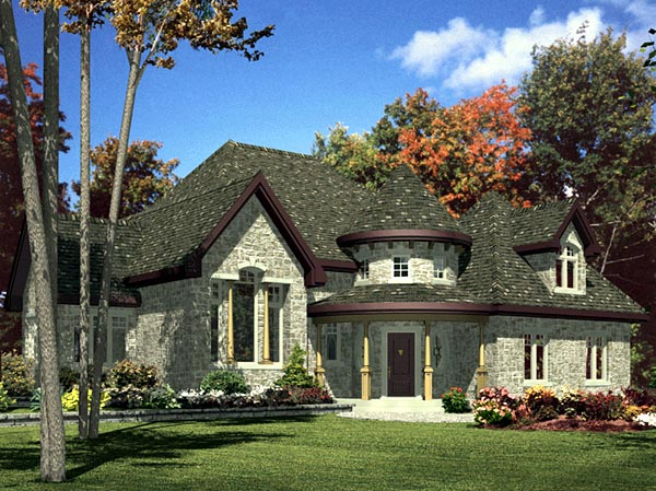 House Plan 48126 At