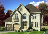 Plan Number 48194 - 2447 Square Feet