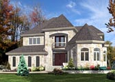 Plan Number 48202 - 3422 Square Feet