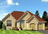 Plan Number 48207 - 1632 Square Feet