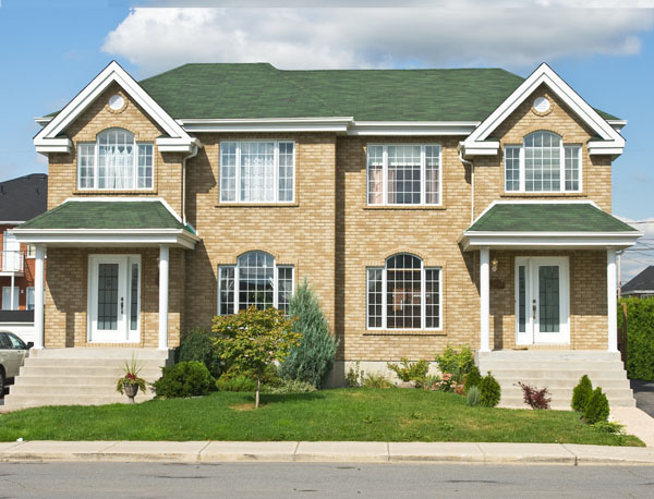 Traditional Multi-Family Plan 48244 with 6 Beds, 4 Baths Elevation