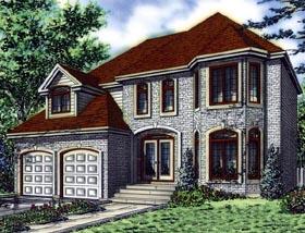 House Plan 48257