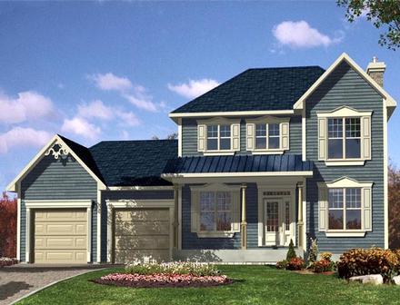House Plan 48287