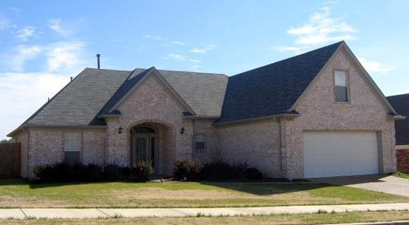 Traditional House Plan 48322 with 3 Beds, 2 Baths, 2 Car Garage Elevation