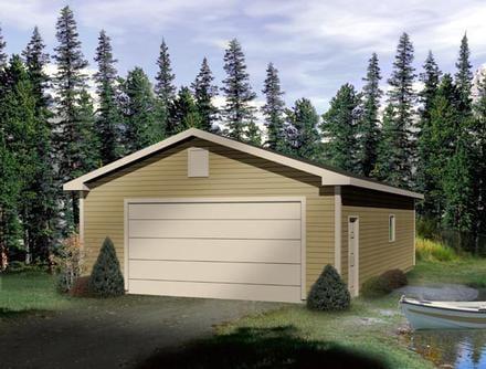 Garage Plan 49012