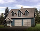 Garage Plan 49025