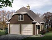 Garage Plan 49027