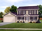 Plan Number 49034 - 1902 Square Feet