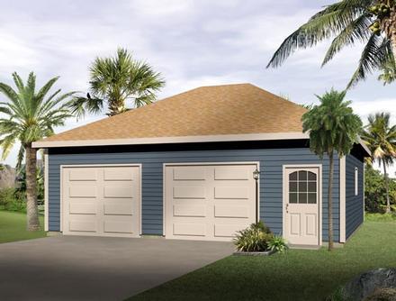 Garage Plan 49039