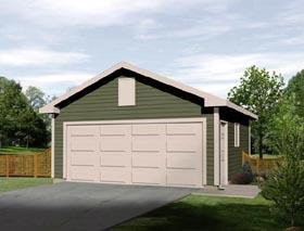 Garage Plan 49046