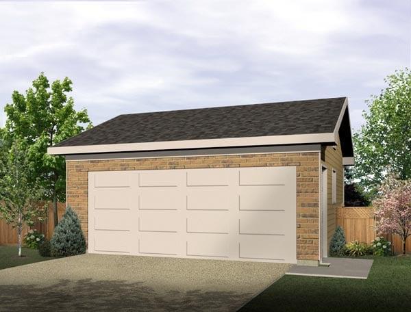 Garage Plan 49053