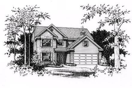 House Plan 49079