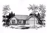 Plan Number 49081 - 1554 Square Feet