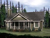 Plan Number 49121 - 924 Square Feet