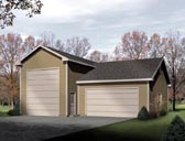 RV Garage Plans - Michael R. McLeod Architect