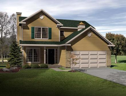House Plan 49160