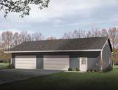 Garage Plan 49163