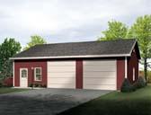 Garage Plan 49185