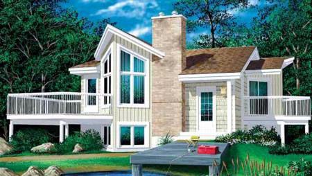 House Plan 49340