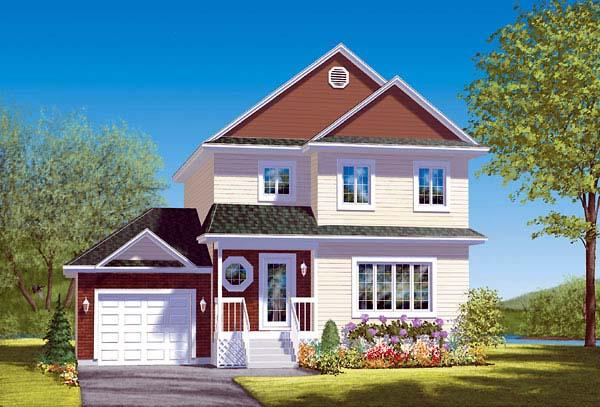 House Plan 49412