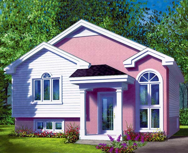 Traditional House Plan 49472 Elevation