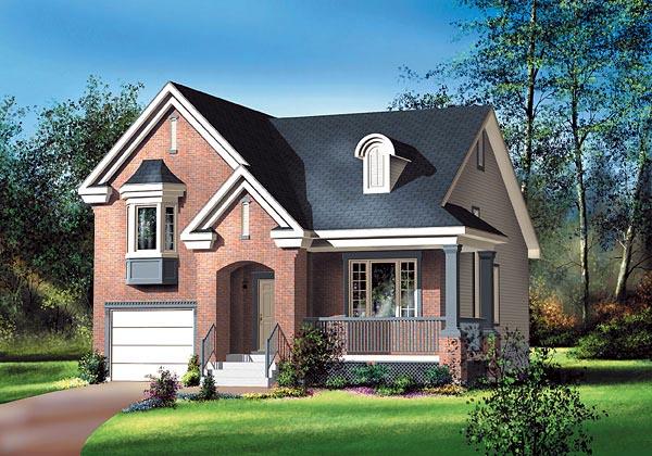House Plan 49516