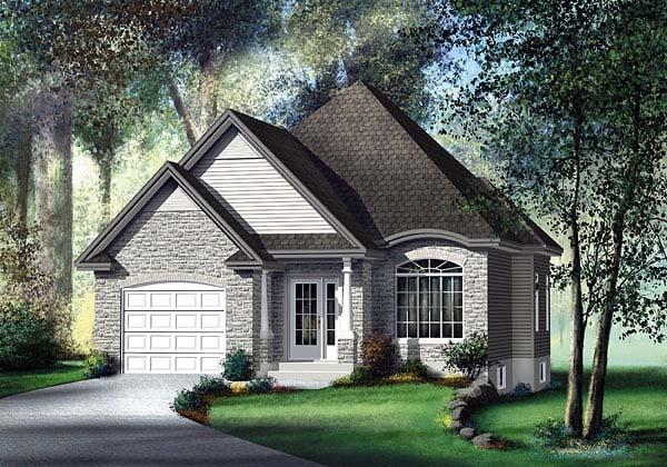 House Plan 49560