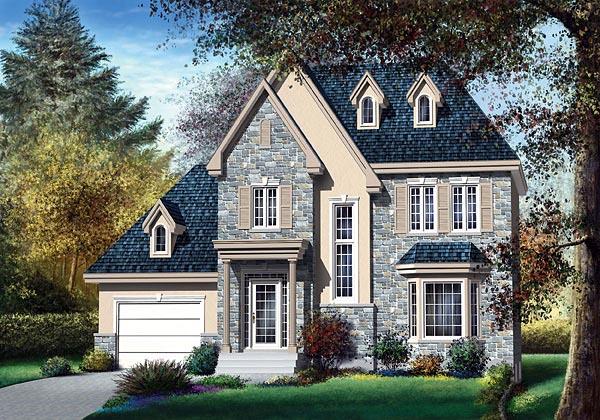 House Plan 49665