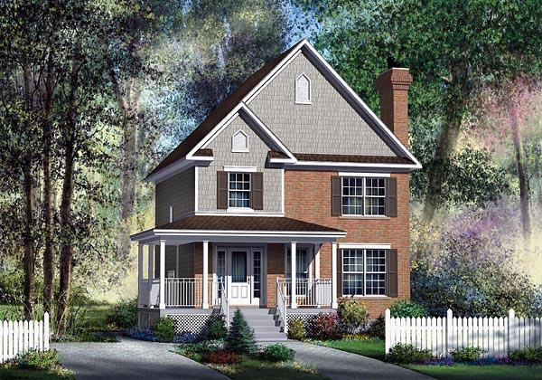 House Plan 49701