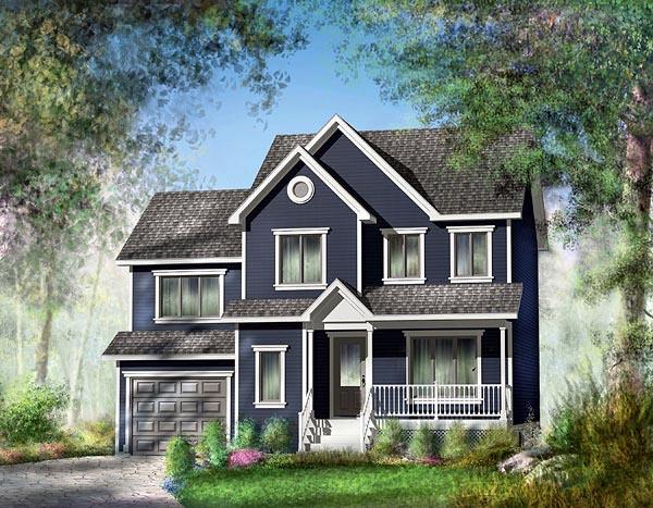House Plan 49745