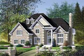 Plan Number 49771 - 2731 Square Feet