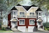 Plan Number 49804 - 3544 Square Feet