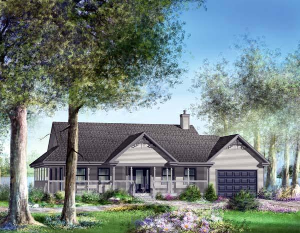 House Plan 49854