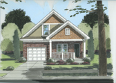 Plan Number 50101 - 1728 Square Feet