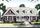 Plan Number 50131 - 3595 Square Feet