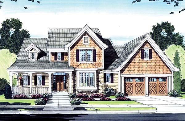 Craftsman House Plan 50150