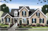 Plan Number 50152 - 2597 Square Feet