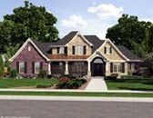 Plan Number 50173 - 2594 Square Feet