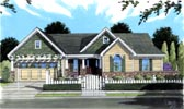 Plan Number 50176 - 1694 Square Feet