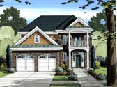 Plan Number 50183 - 2137 Square Feet