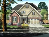 Plan Number 50191 - 2328 Square Feet