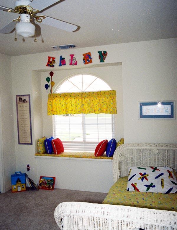 Mediterranean House Plan 50202 with 3 Beds, 2 Baths, 2 Car Garage Picture 2