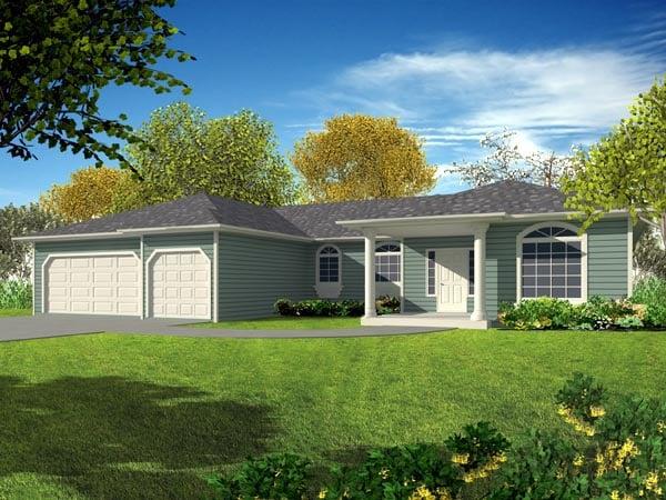 House Plan 50208