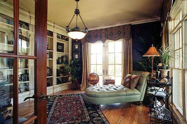 European Southern Traditional House Plan 50254